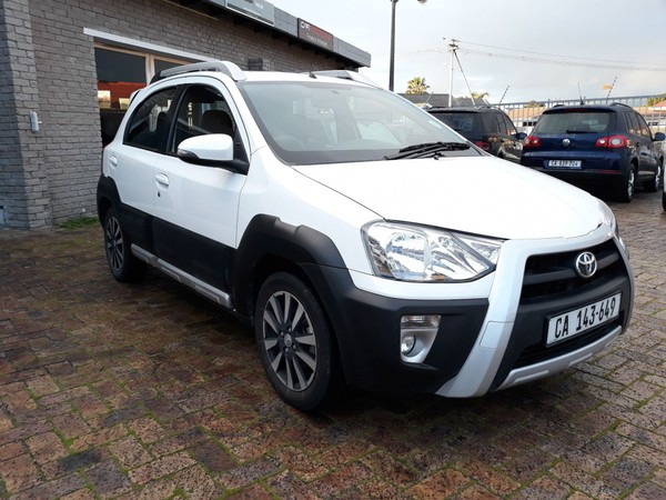2016 Toyota Etios Cross 1.5 Xs 5Dr Western Cape Plumstead_0