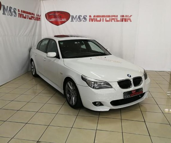 Used BMW 5 Series 530d A/t (e60) For Sale In Gauteng