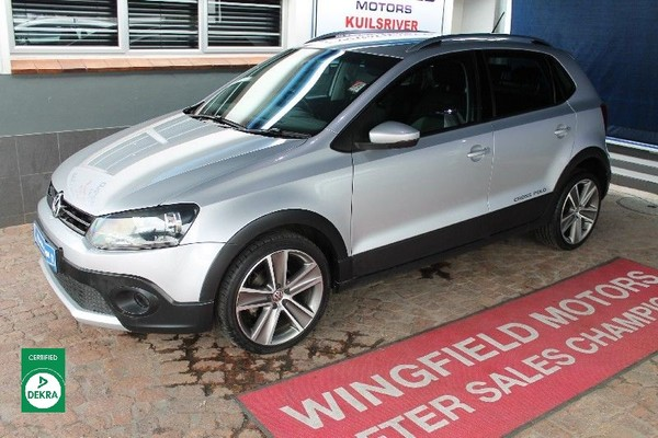 2014 Volkswagen Polo 1.6 Cross 5dr  Western Cape Kuils River_0