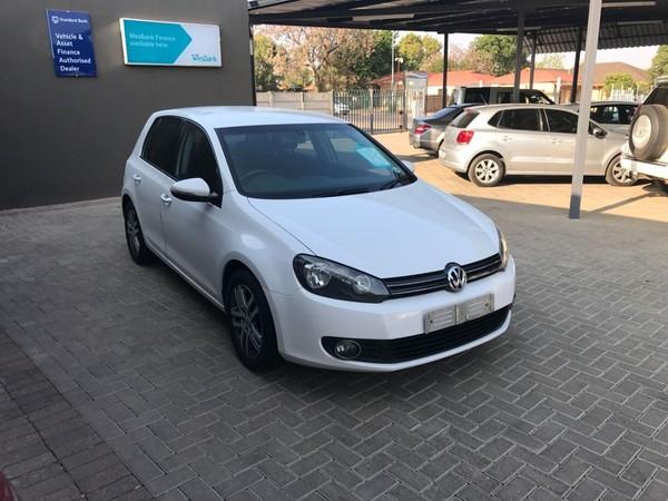2010 Volkswagen Golf Vi 1.4 Tsi Highline 118kw  Limpopo Polokwane_0
