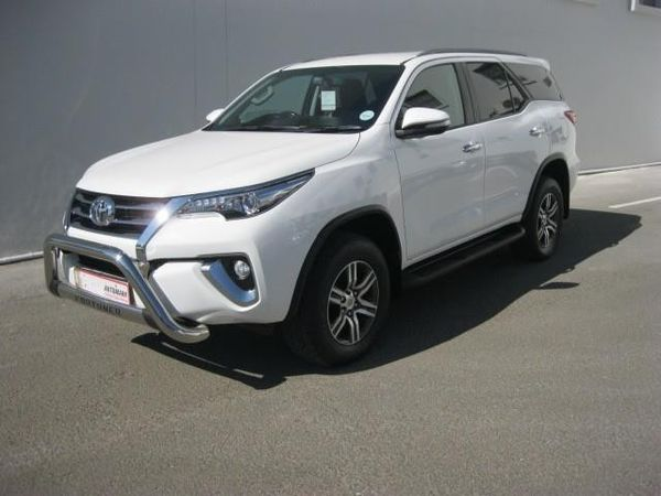 2016 Toyota Fortuner 2.8GD-6 RB Auto Northern Cape Kimberley_0