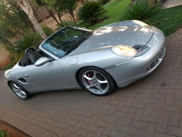 2000 Porsche Boxster S 987  Gauteng Pretoria West_0