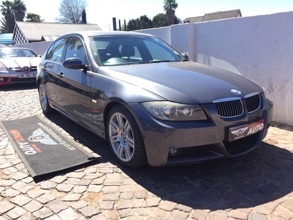 2007 BMW 3 Series 330i M Sport For Sale In Gauteng
