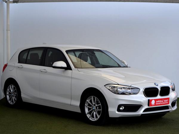 2016 BMW 1 Series 120d 5DR Auto f20 Western Cape Milnerton_0