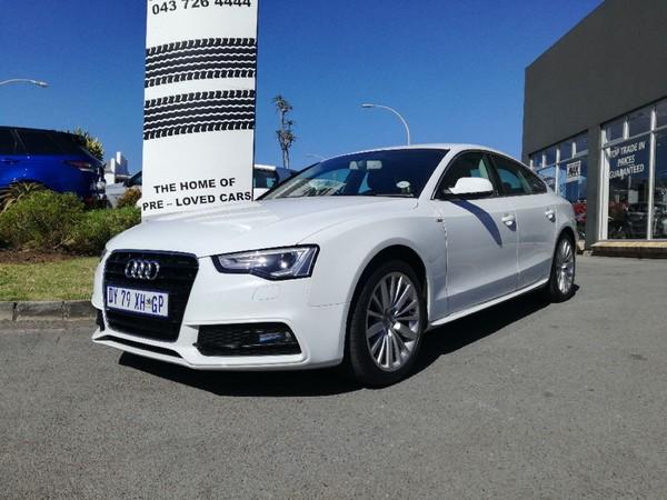 2015 Audi A5 Sportback 1.8TFSI Eastern Cape Nahoon_0