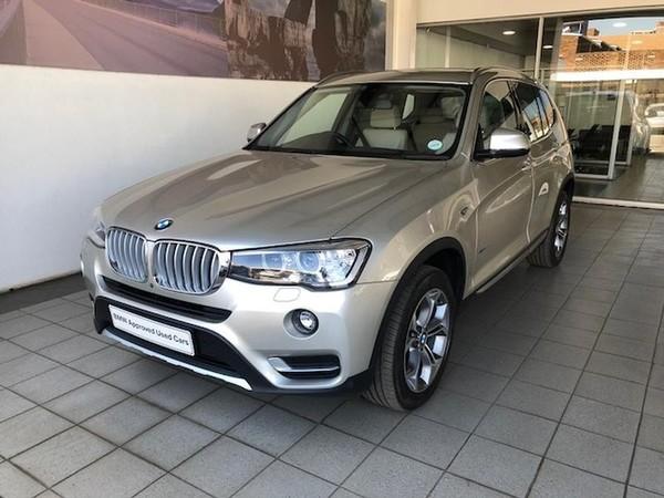 2016 BMW X3 xDRIVE 30d xLINE Auto Gauteng Springs_0