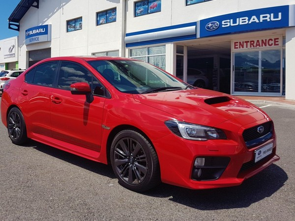 2015 Subaru WRX 2.0 Premium Sport  Western Cape Strand_0