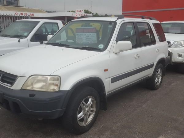 1999 Honda CR-V 2.0  Western Cape Cape Town_0