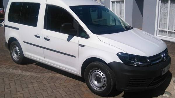 2018 Volkswagen Caddy Crewbus 1.6i Kwazulu Natal Bergville_0