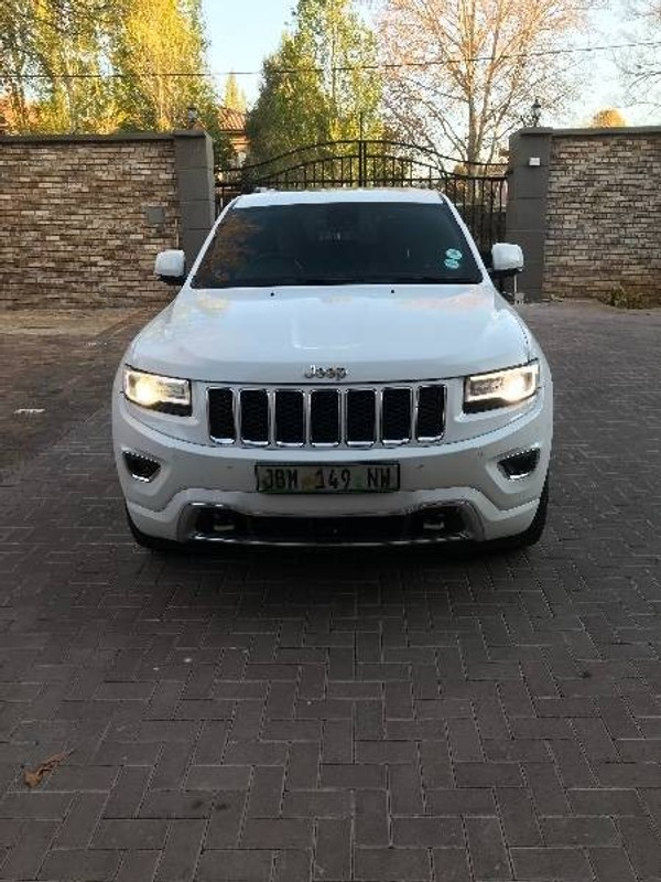2013 Jeep Grand Cherokee 3.6 Overland North West Province Potchefstroom_0