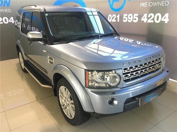 2010 Land Rover Discovery 4 3.0 Tdv6 Hse  Western Cape Goodwood_0