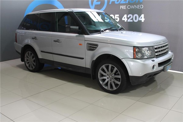 2009 Land Rover Range Rover Sport 3.6 TDV8 Western Cape Goodwood_0