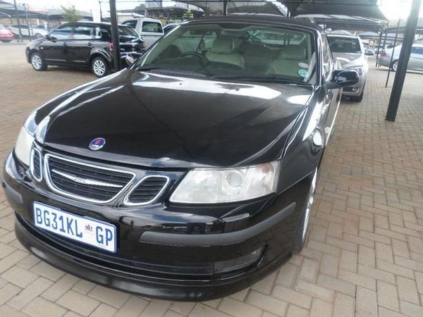 2005 Saab 9-3 Aero Ts Convertible At  Gauteng Pretoria_0