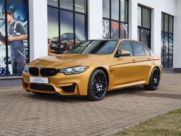 2019 BMW M3 M-DCT Competition Kwazulu Natal Richards Bay_0