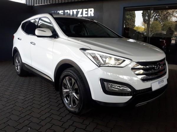 2014 Hyundai Santa Fe R2.2D Premium Auto Gauteng Pretoria_0