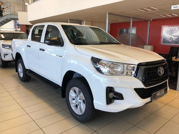 2020 Toyota Hilux 2.4 GD-6 SRX 4X4 Auto Double Cab Bakkie Gauteng Midrand_0