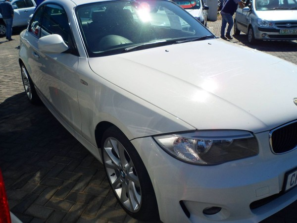 2013 BMW 1 Series 120d Coupe Exclusive At  Eastern Cape Port Elizabeth_0