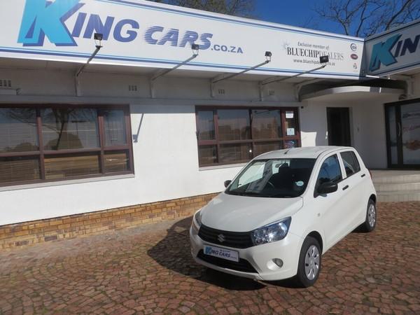 2019 Suzuki Celerio 1.0 GA Western Cape Bellville_0