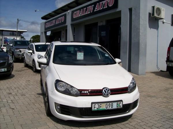 2010 Volkswagen Golf Vi Gti 2.0 Tsi  Eastern Cape Port Elizabeth_0