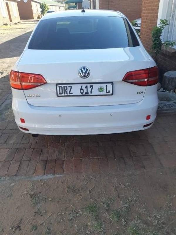 2015 Volkswagen Jetta 1.6 TDI Comfortline Limpopo Polokwane_0