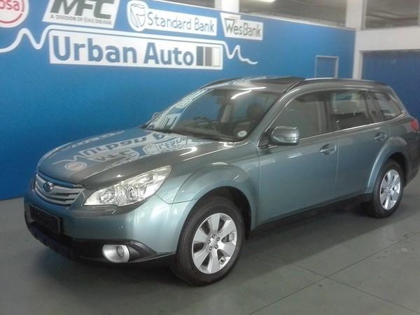 2010 Subaru Outback 3.6r  Western Cape Parow_0