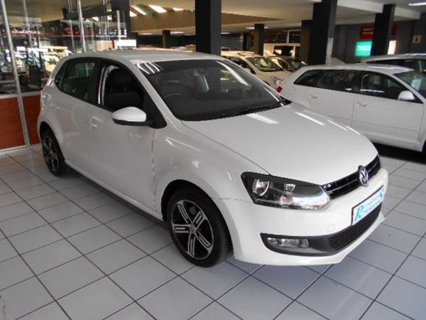 2012 Volkswagen Polo 1.6 Tdi Comfortline 5dr  Free State Bloemfontein_0