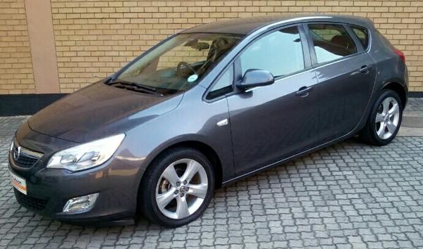 2012 Opel Astra 1.4t Enjoy 5dr  Mpumalanga Nelspruit_0