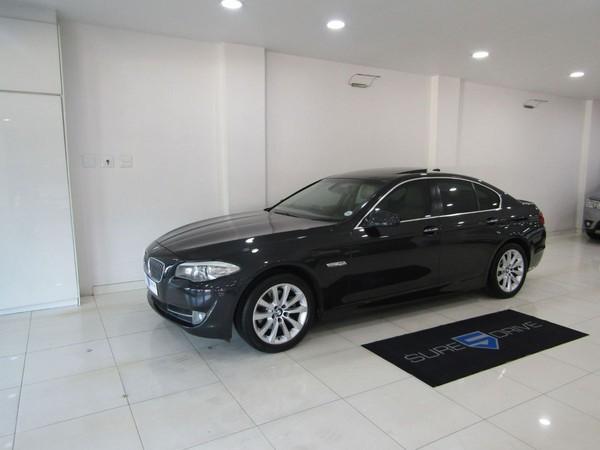 2012 BMW 5 Series 520i A.t Kwazulu Natal Durban_0