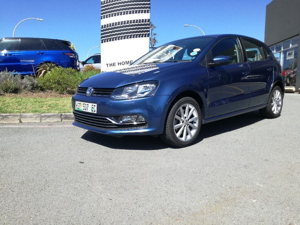 2016 Volkswagen Polo GP 1.4 TDI Highline Eastern Cape Nahoon_0