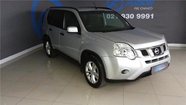 2014 Nissan X-Trail 2.0 Dci 4x2 Xe r82r88  Western Cape Kuils River_0