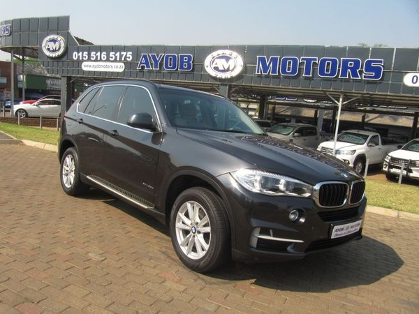 2014 BMW X5 xDRIVE30d Auto Limpopo Louis Trichardt_0