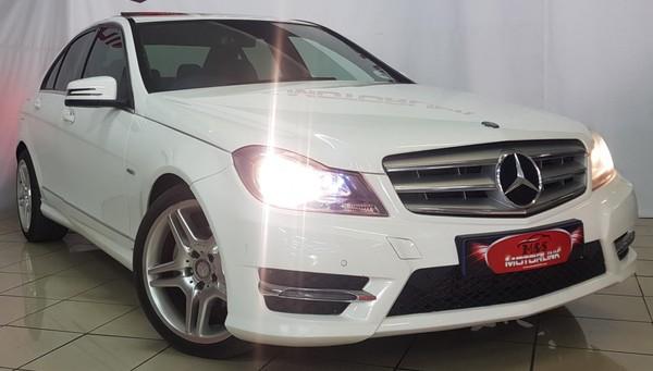 2013 Mercedes-Benz C-Class C200 Be Classic At  Gauteng Benoni_0