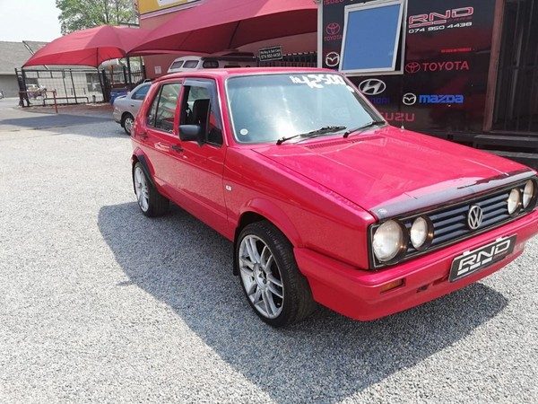 2003 Volkswagen CITI Chico 1.4  Gauteng Edenvale_0