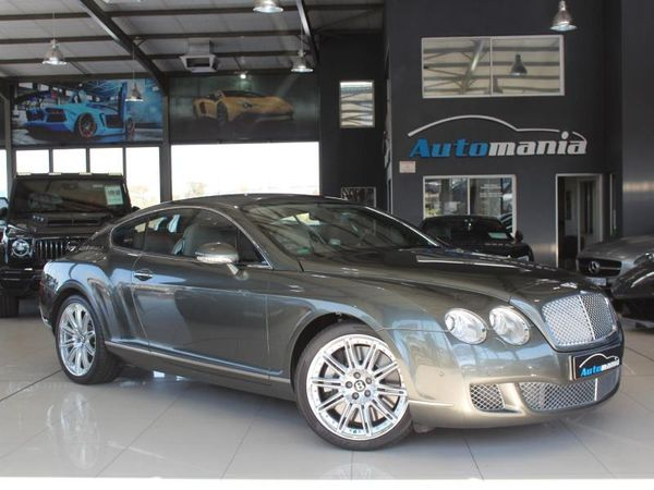 2012 Bentley Continental GT W12 Gauteng Kyalami_0
