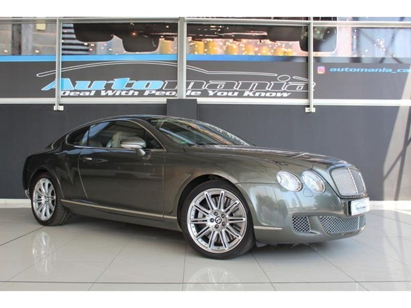 2012 Bentley Continental GT W12 Gauteng Kyalami_0