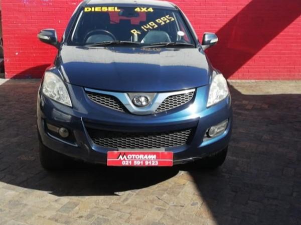 2012 GWM H5 2.0 VGT 4X4 All Wheel Drive Western Cape Goodwood_0