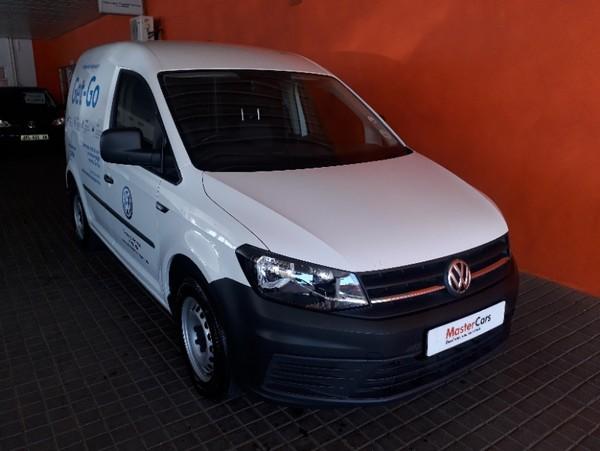 2018 Volkswagen Caddy 2.0TDi 81KW FC PV North West Province Klerksdorp_0