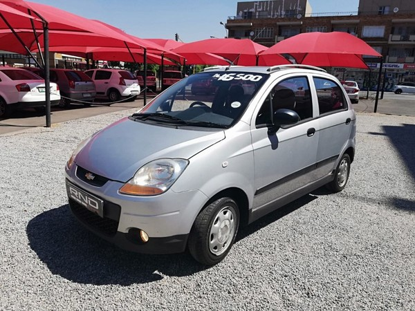 2010 Chevrolet Spark Ls 5dr  Gauteng Edenvale_0