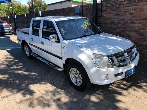 2012 Foton Thunda 2.8td Xv Dc Pu  Gauteng Pretoria_0