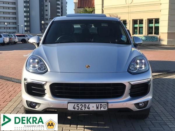 2016 Porsche Cayenne Diesel Platinum E2 Western Cape Paarl_0