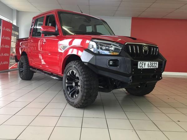 2018 Mahindra PIK UP 2.2 mHAWK S10 4X4 PU DC Western Cape Western Cape_0