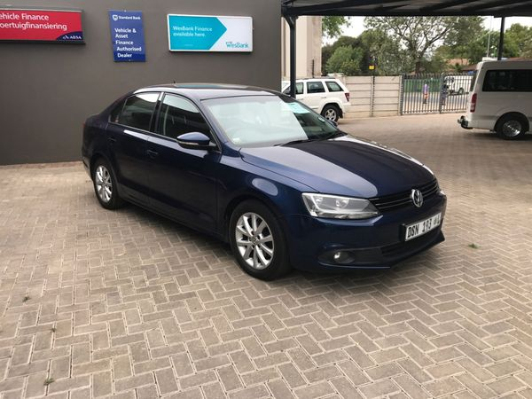 2012 Volkswagen Jetta Vi 1.6 Tdi Comfortline  Limpopo Polokwane_0