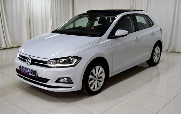 used volkswagen polo 1 0 tsi highline dsg 85kw for sale. Black Bedroom Furniture Sets. Home Design Ideas