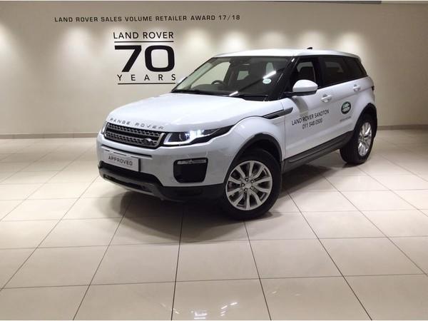 2018 Land Rover Evoque 2.0 SD4 SE Gauteng Rivonia_0
