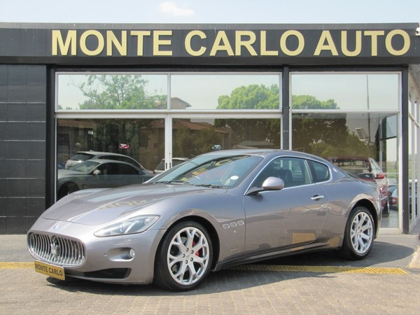 2013 Maserati Granturismo  Gauteng Sandton_0