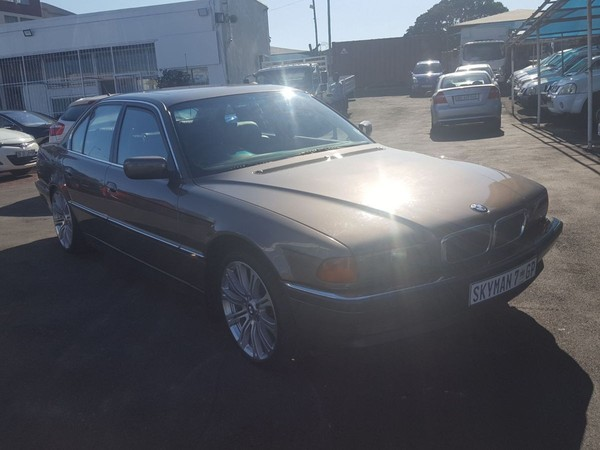 1995 BMW 7 Series 740i At e38  Kwazulu Natal Durban_0