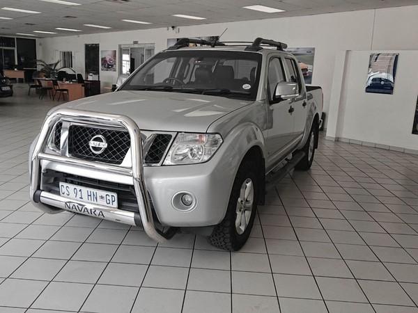 2013 Nissan Navara 3.0 Dci  Le At 4x4 Pu Dc  Gauteng Randfontein_0