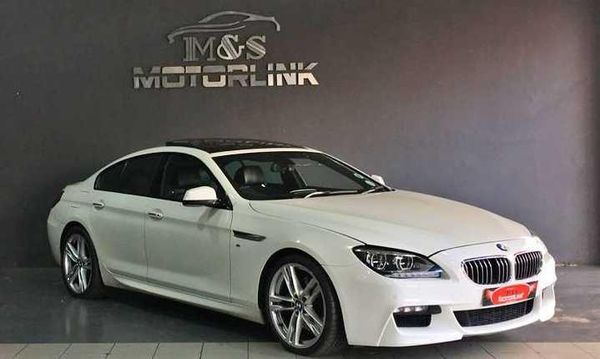 2014 BMW 6 Series 640d Gran Coupe M Sport  Gauteng Benoni_0