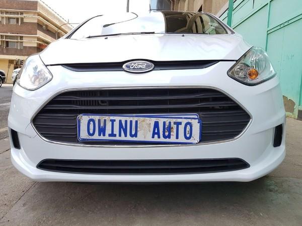 2017 Ford B-Max 1.0 Ecoboost Ambiente Gauteng Johannesburg_0