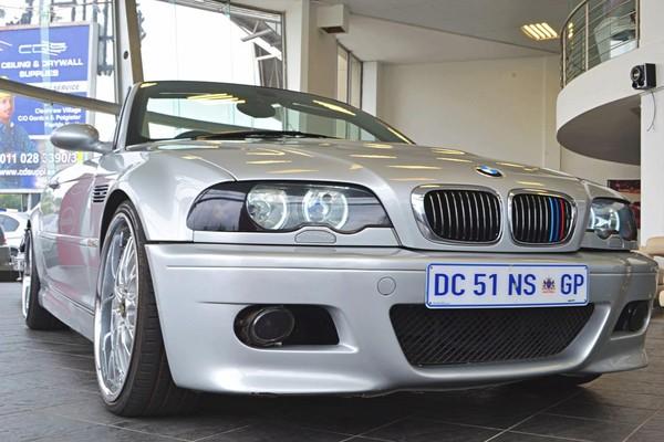 2005 BMW M3 Convertible e46  Gauteng Johannesburg_0